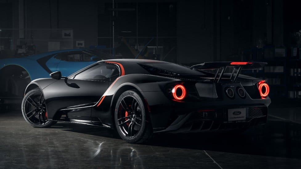 First customized 2021 Ford GT Studio Collection car revealed