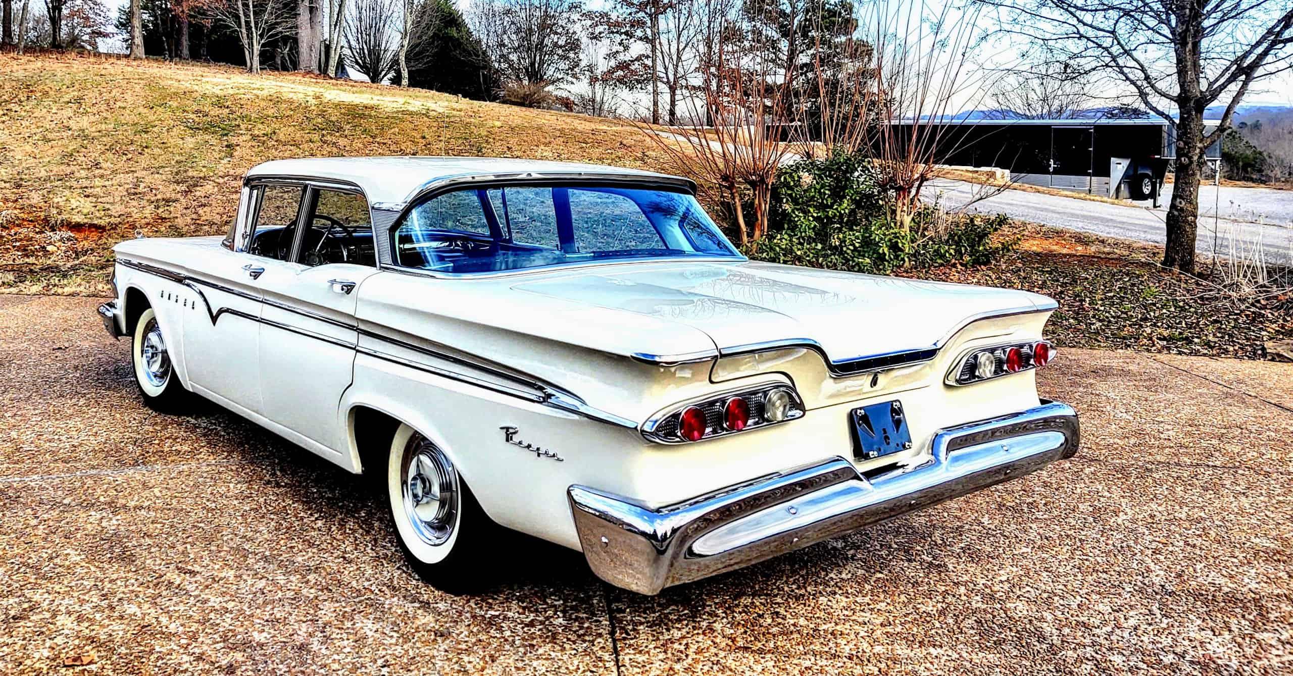 1958 Edsel Ranger