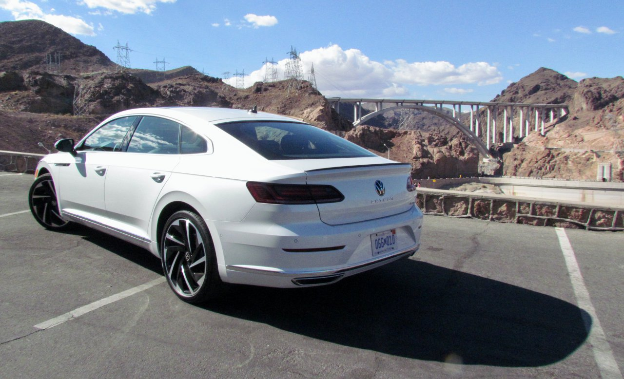 Arteon, Family fun: Electronics for the kids, gear control for the driver, ClassicCars.com Journal