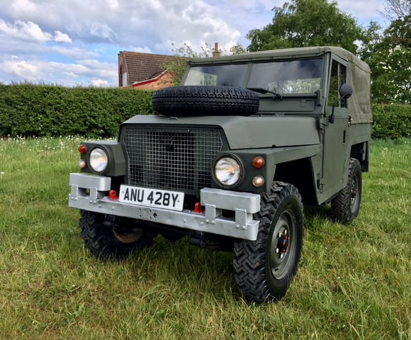 Land Rover, Looking to sell a vintage Land Rover? Here's what customers want, ClassicCars.com Journal