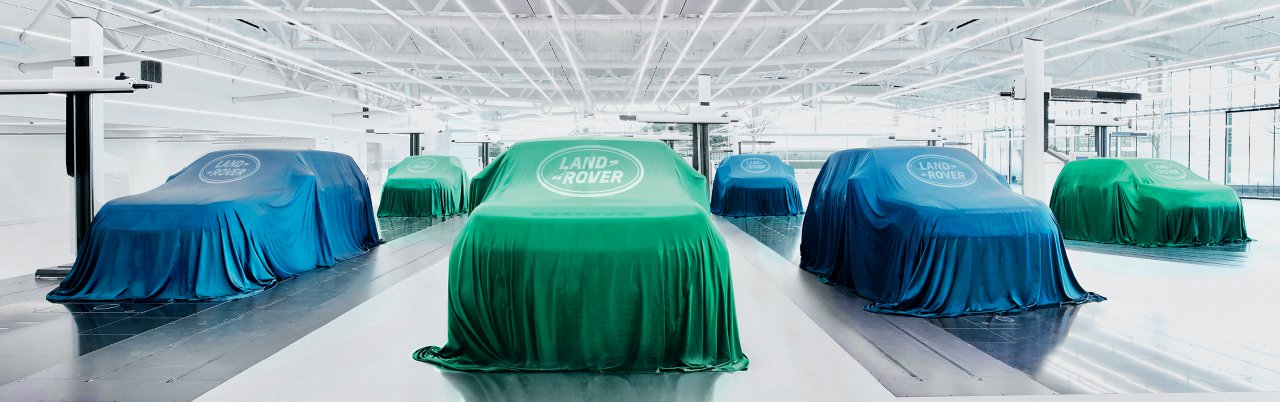 electric, Jaguar, Land Rover plan to go all-electric, ClassicCars.com Journal