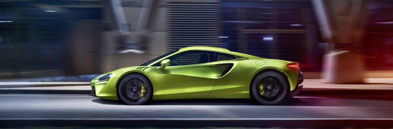 McLaren, McLaren unveils Artura, high-performance hybrid supercar, ClassicCars.com Journal