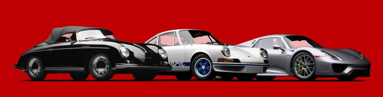 Porsche, Putnam Leasing offers the ultimate Porsche trio package, ClassicCars.com Journal