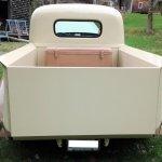 Restored 1942 Willys Pickup rear