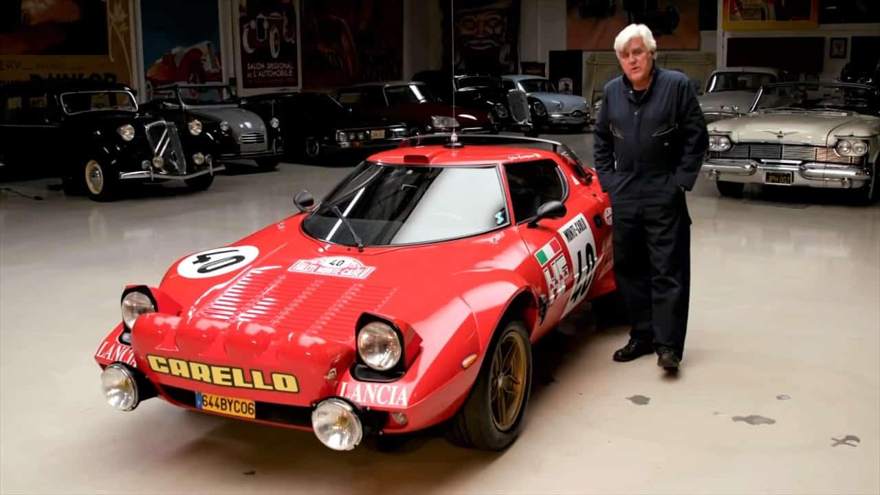 1975 Lancia Stratos HF - Jay Leno's Garage