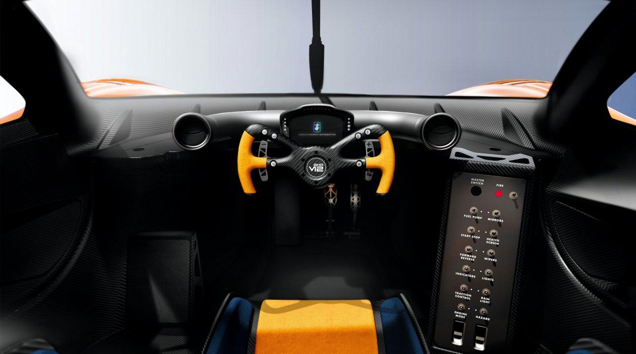 Lauda, Gordon Murray unveils Niki Lauda-edition T.50s, ClassicCars.com Journal
