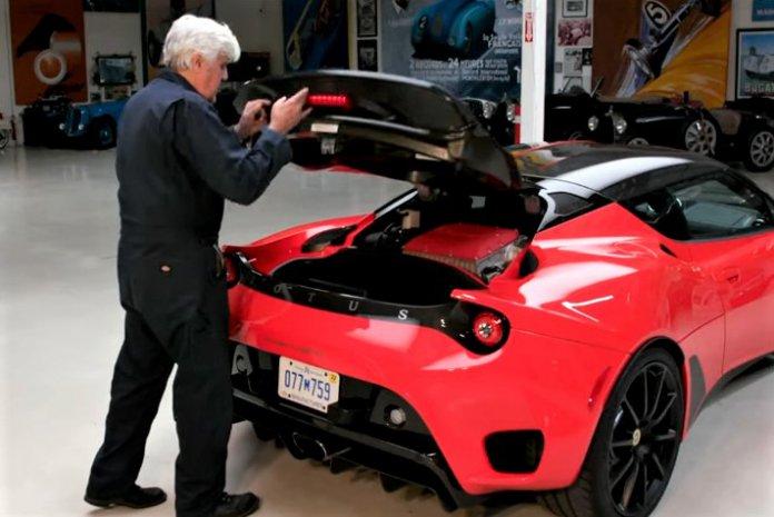 Jay Leno's Garage 2020 Lotus Evora GT