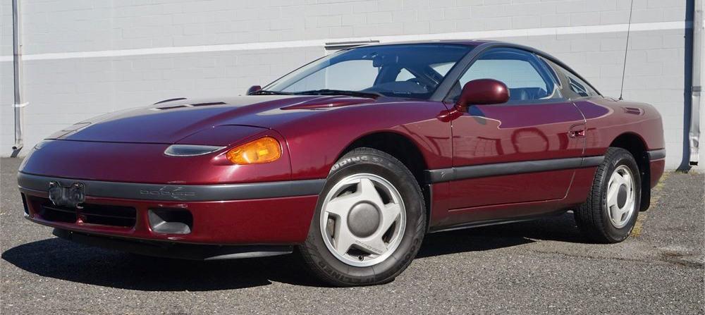 38K 1991 Dodge Stealth low-mileage gem on AutoHunter