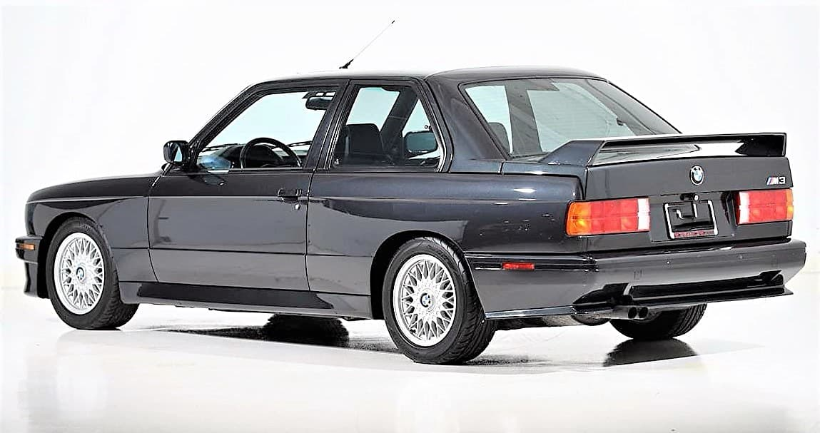 m3, Pick of the Day: Iconic 1988 BMW M3 racing machine built for the street, ClassicCars.com Journal