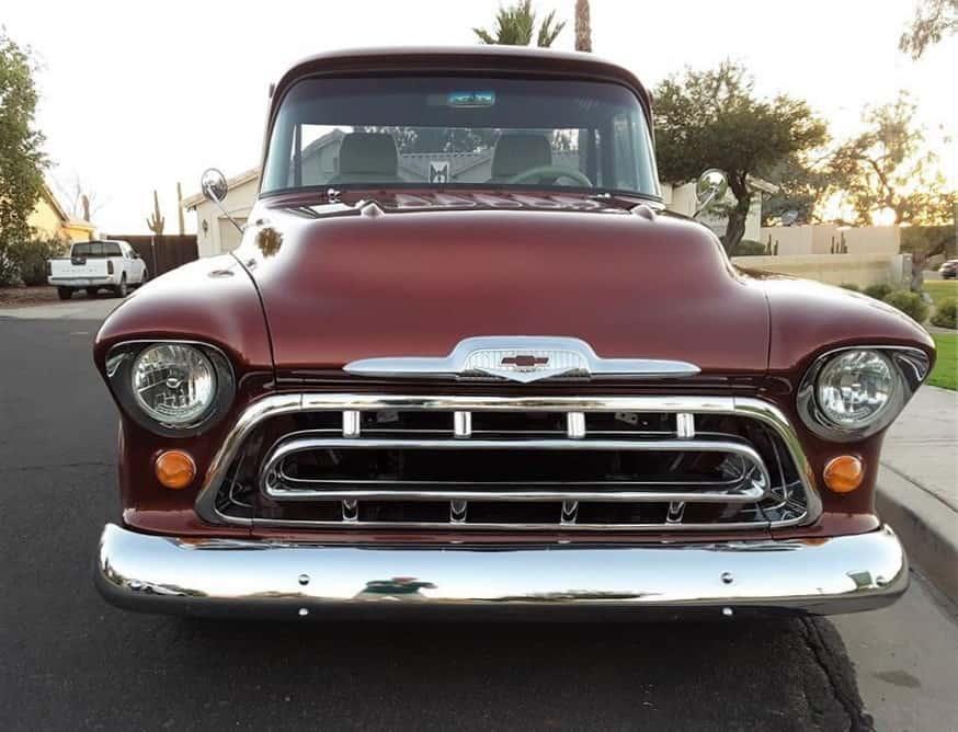 3100, AutoHunter Spotlight: 1957 Chevrolet 3100 pickup, ClassicCars.com Journal