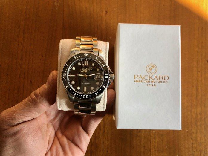 Packard watch