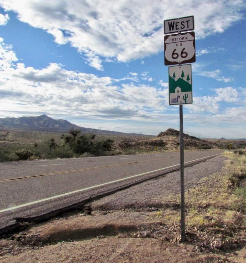 Route 66, License plates provide kickback to benefit Route 66 preservation, ClassicCars.com Journal