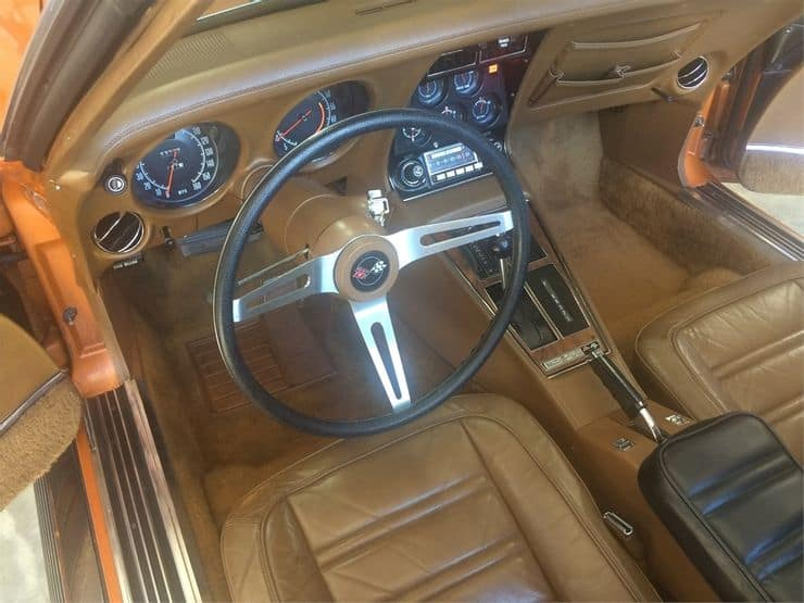 , Get Retro Cool With This 54k Mile '72 Vette At Autohunter, ClassicCars.com Journal