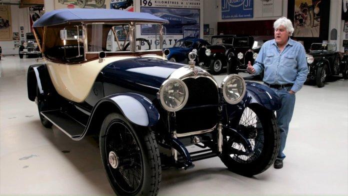 1916 Crane-Simplex Model 5 Holbrook Skiff