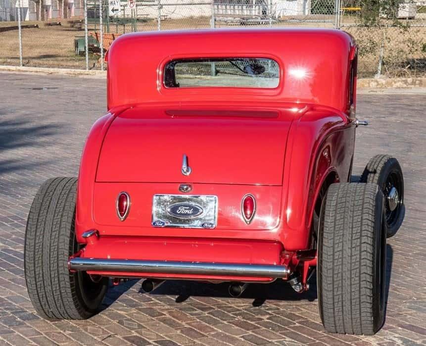 coupe, AutoHunter Spotlight: 1932 Ford 5-window Flatlander coupe, ClassicCars.com Journal