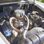 1953-Chrysler-Ghia-Special-engine