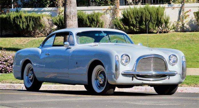1953 Chrysler Ghia Special main