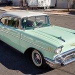 1957 Chevrolet Bel Air main