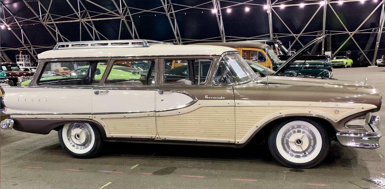 1958 Edsel Bermuda Wagon