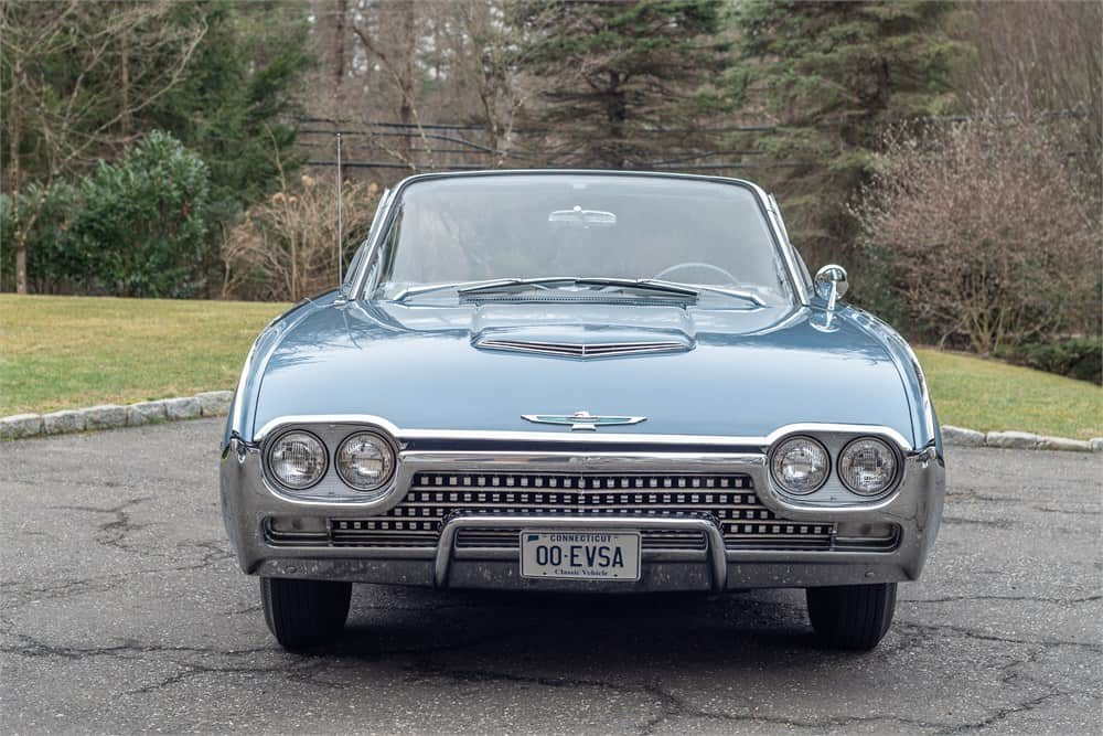 Thunderbird, AutoHunter Spotlight: 1962 Ford Thunderbird convertible with rebuilt engine, ClassicCars.com Journal