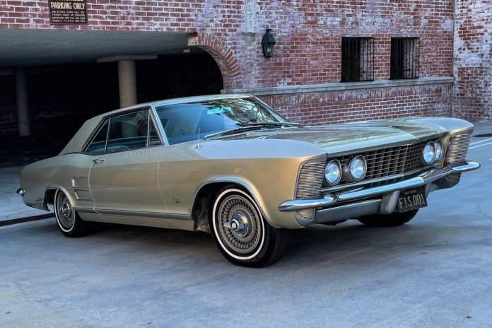 1963 Buick Riviera for sale on ClassicCars.com