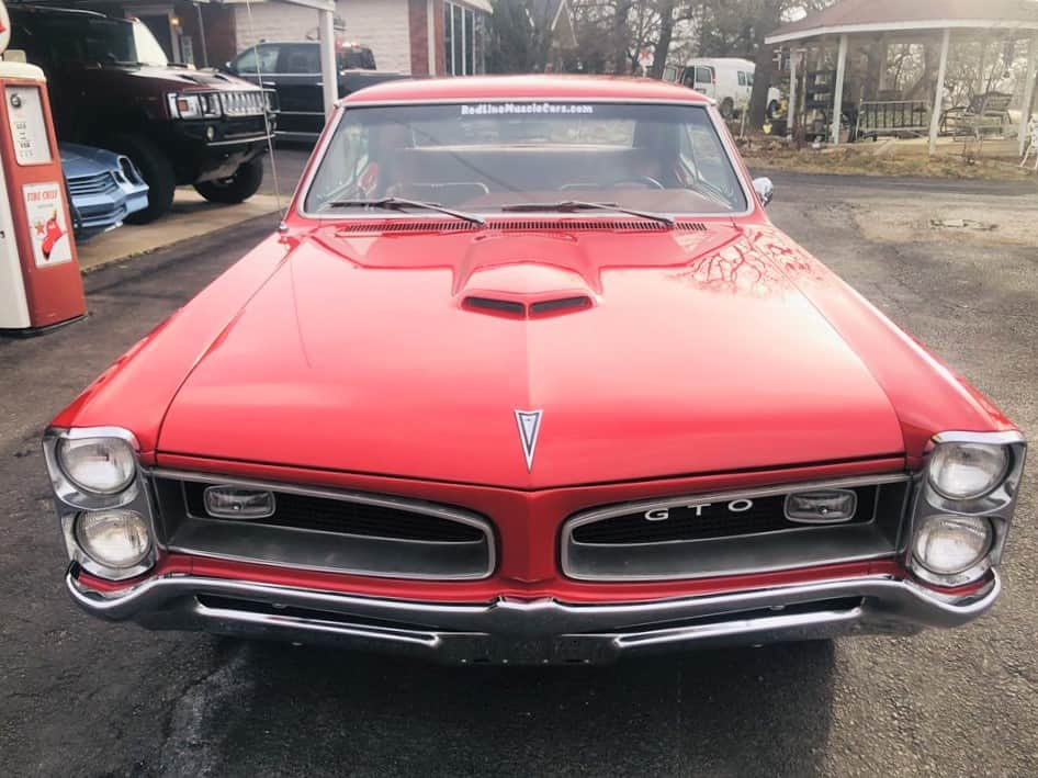 GTO, AutoHunter Spotlight: 1966 Pontiac GTO equipped with F41 suspension package, ClassicCars.com Journal
