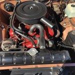1967-Plymouth-Barracuda-notchback-engine