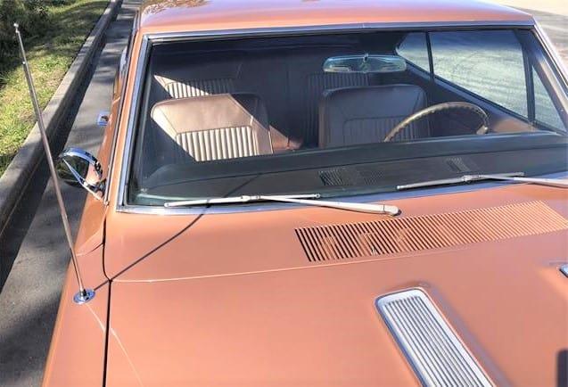 1967 Plymouth Barracuda notchback