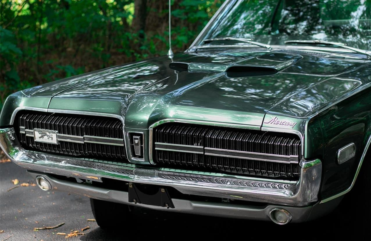 1968 Mercury Cougar XR7 GT-E