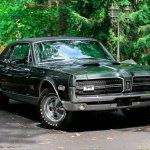 1968 Mercury Cougar XR7 GT-E main