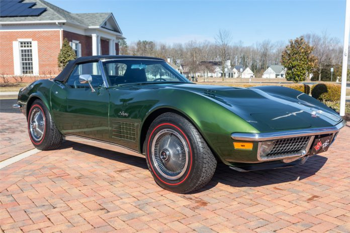 1970 Corvette 454/390 with just 34k miles