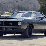 1972 Plymouth Barracuda main
