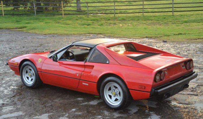 1982 Ferrari 308 GTSi advertised on ClassicCars.com