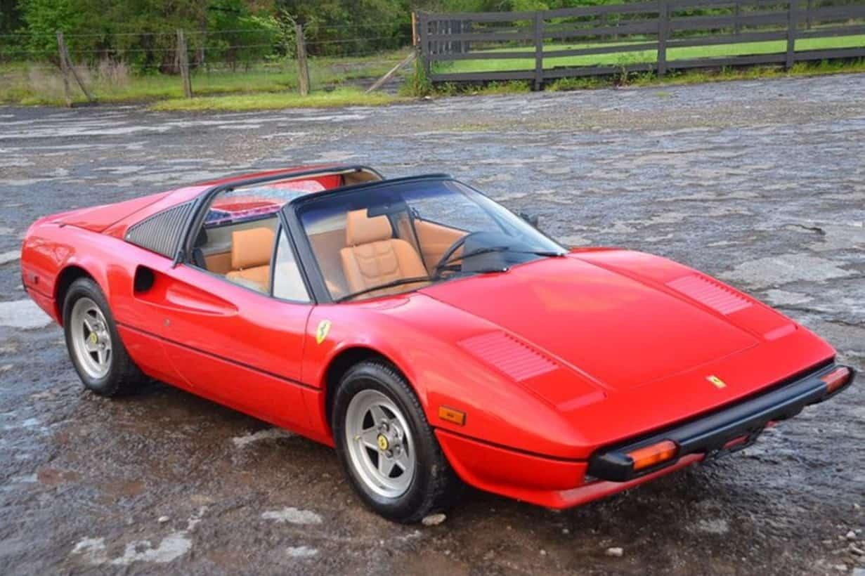 "1982 m. ""Ferrari 308 GTSi"""