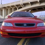 1999-Acura-2.3CL-front