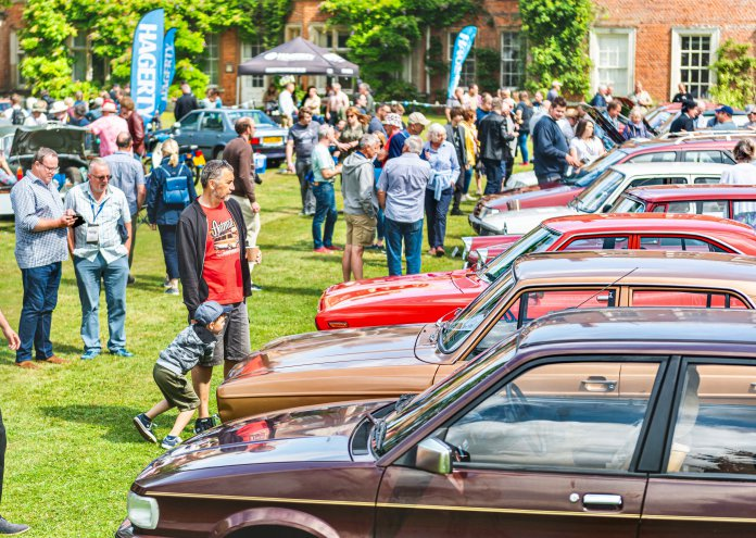 Hagerty Festival of the Unexceptional
