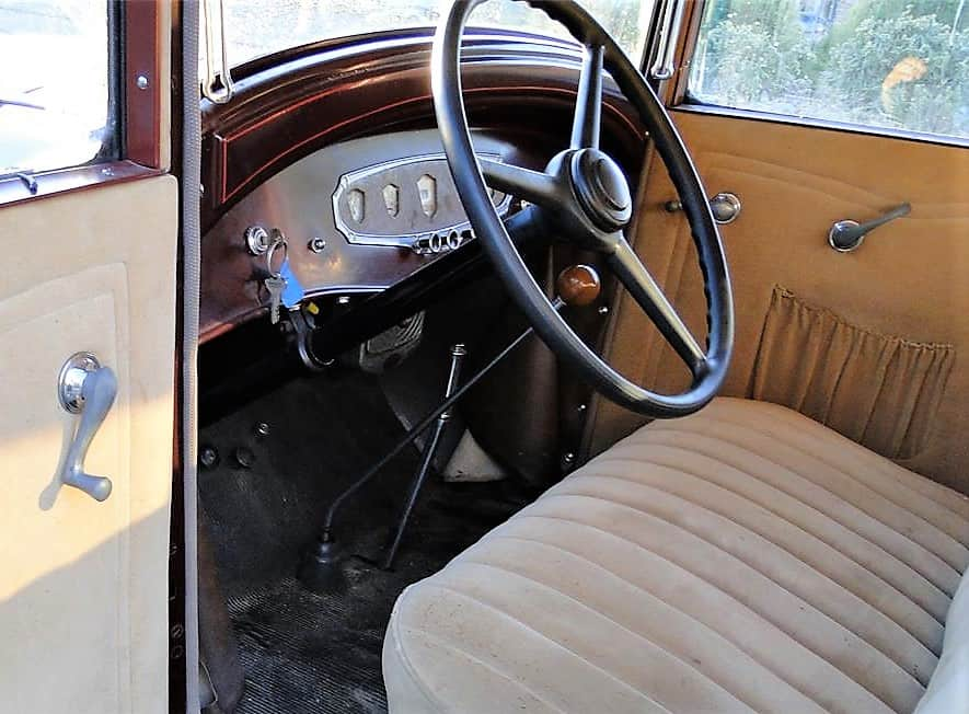 devaux, Pick of the Day: 1931 DeVaux 6-75 Sports Coupe, a rarely seen veteran, ClassicCars.com Journal