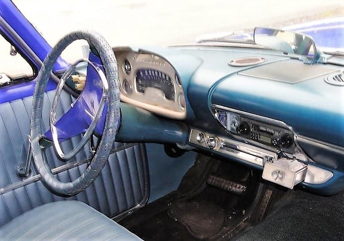 Pick Of The Day 1957 Plymouth Savoy Sedan That Tells Its Own Life Story