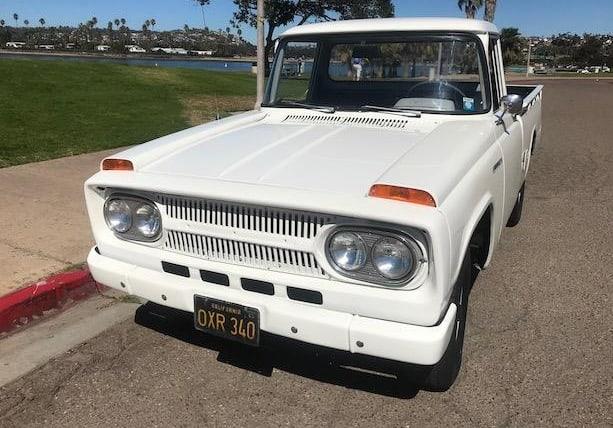 1966 Toyota Stout pickup truck