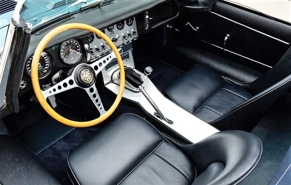 jaguar, Pick of the Day: 1961 Jaguar E-Type as it celebrates 60th anniversary, ClassicCars.com Journal