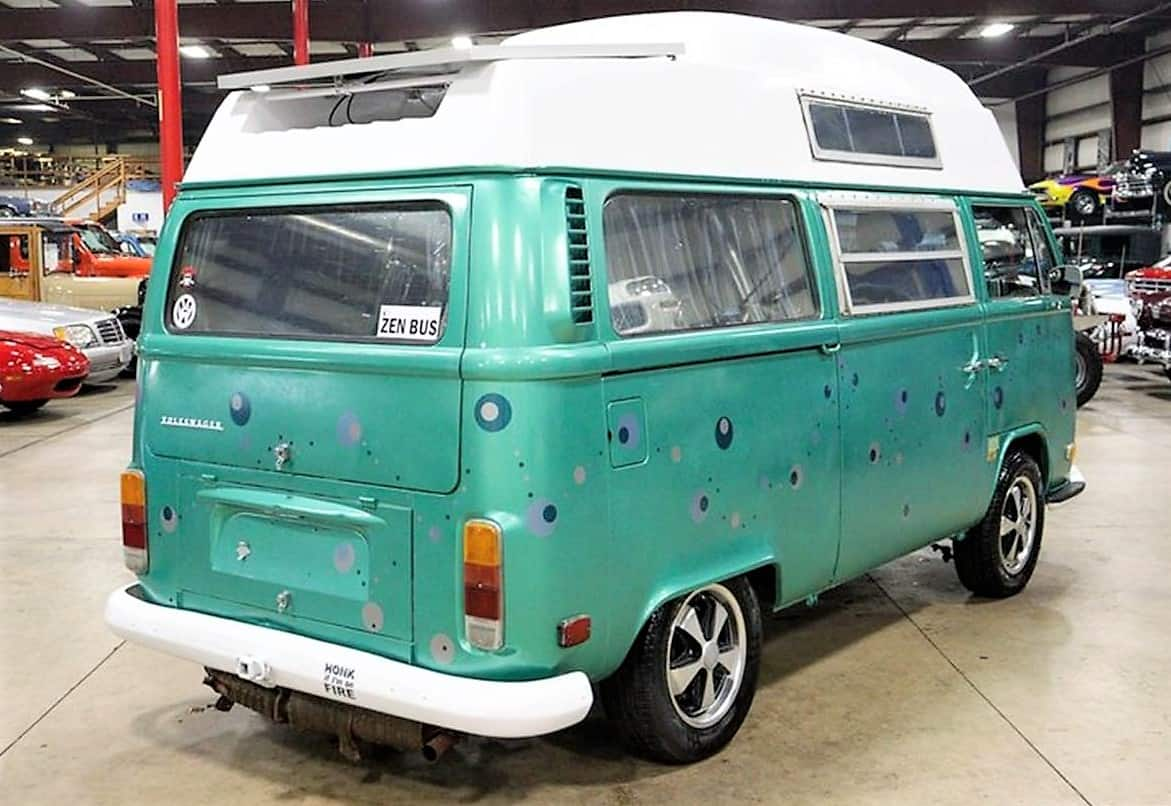 VW, Pick of the Day: 1972 VW camper bus equipped with Porsche power, ClassicCars.com Journal