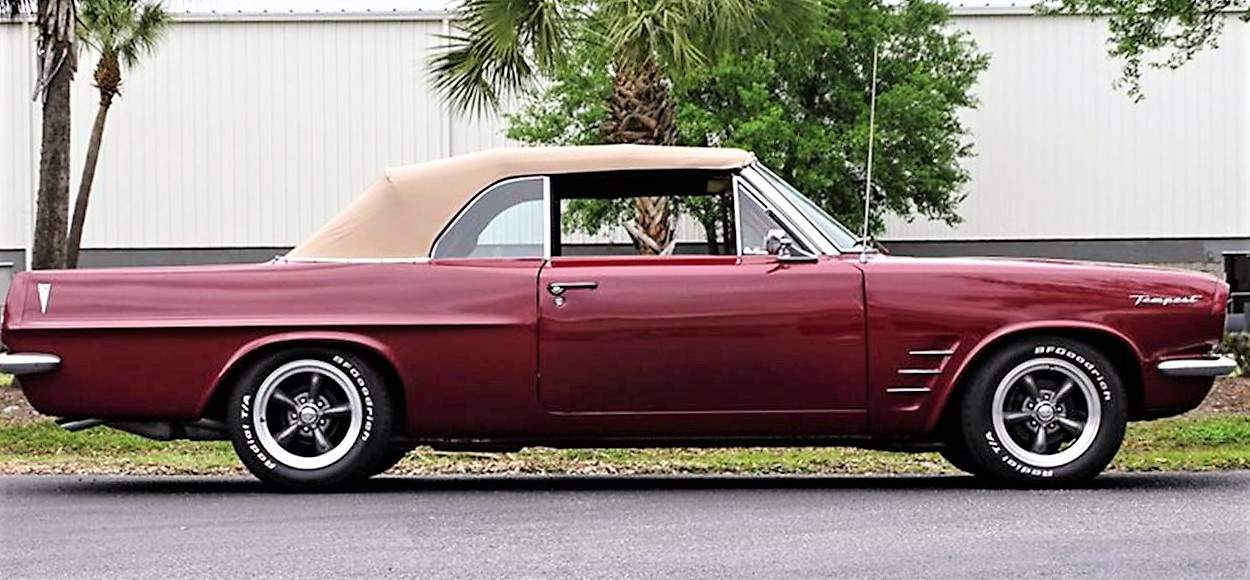 tempest, Pick of the Day: 1963 Pontiac Tempest with factory V8 and loads of style, ClassicCars.com Journal