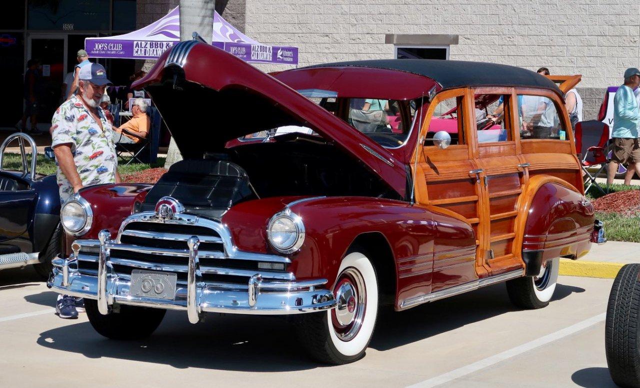 AACA Keip Kanaveralio regionas rengia daugialypę automobilių parodą