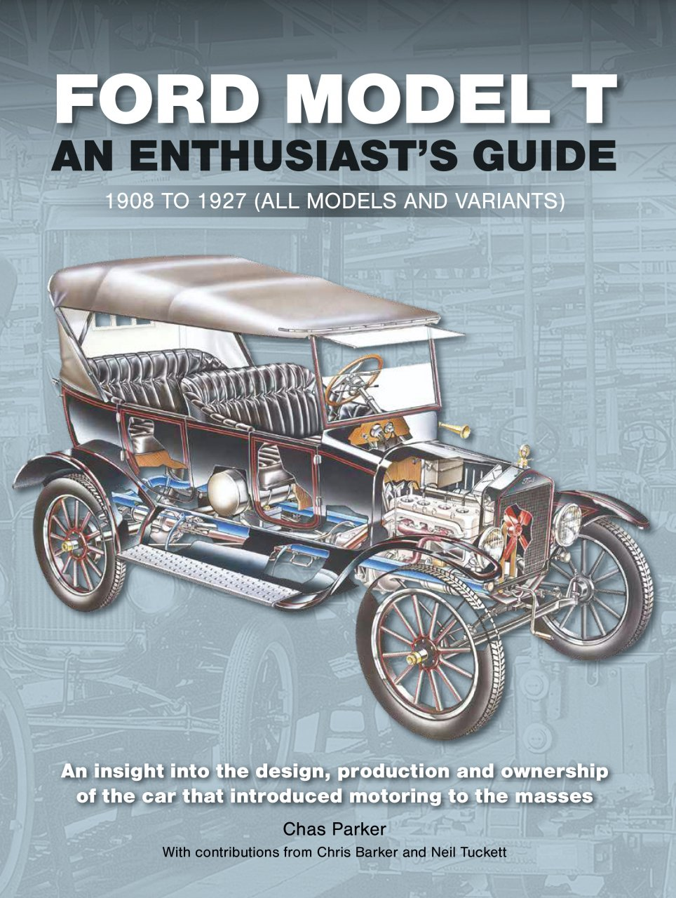 Automobile, Bookshelf: A British perspective on a historic American automobile, ClassicCars.com Journal