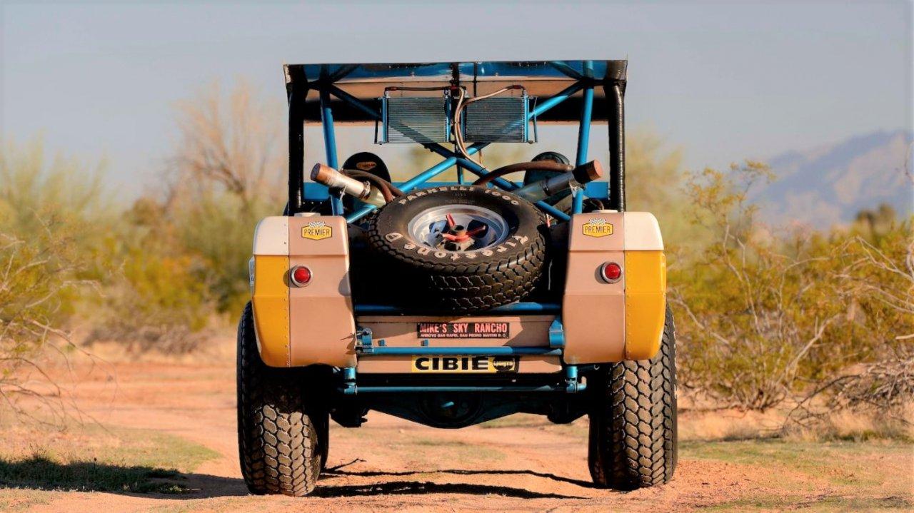 Big Oly, Parnelli Jones' Baja-raced 'Big Oly' Ford Bronco joins Mecum's Indy  auction, ClassicCars.com Journal