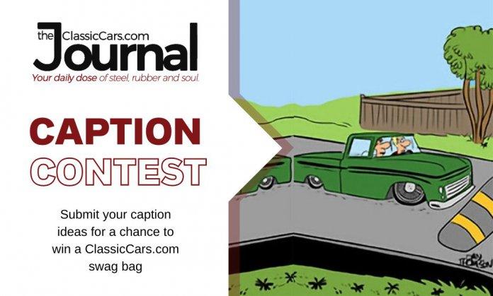 Classic Carl contest main