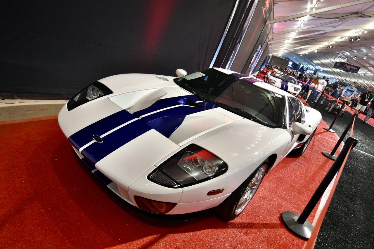 auction, Barrett-Jackson tops $105 million in delayed Scottsdale auction, ClassicCars.com Journal