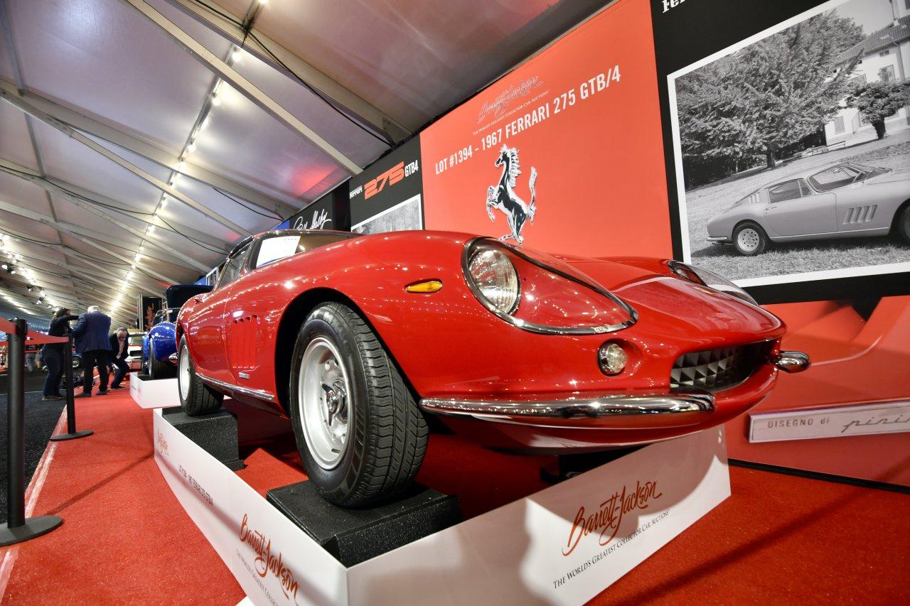 1967 Ferrari 275 GT4