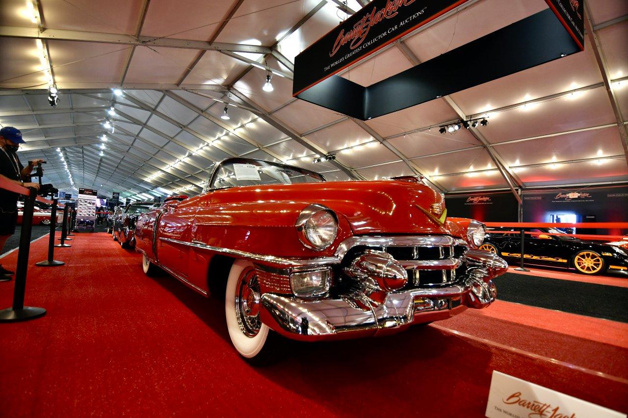 """1953 m. """"Cadillac Eldorado"""""""