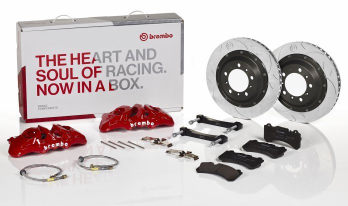 Brembo Upgrade